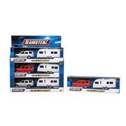 Teamsterz Car & Caravan Boxed (1373274)